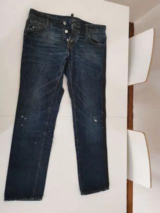 Jeans Hombre Dsquared2 talla 46