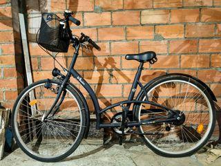 Bicicleta paseo Decathlon