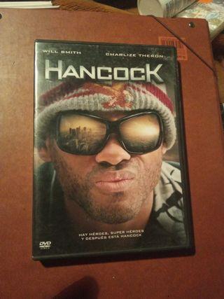DVD pelicula Hancock