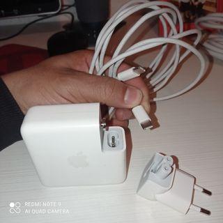 Cables o adaptador Apple originales