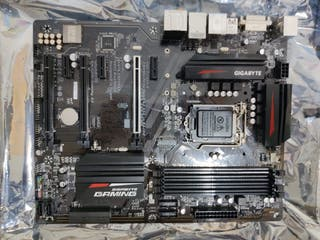 Placa base gigabyte z-270 gaming