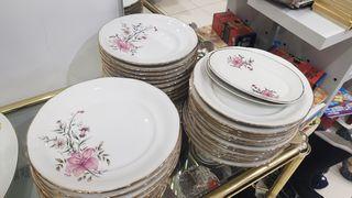 "Platos de Porcelana Vintage """"CIFPLA GIJÓN """""