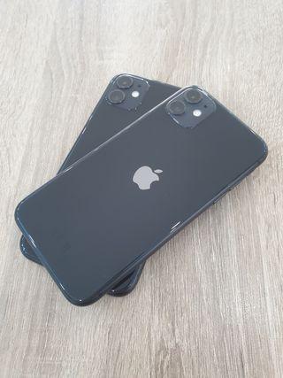 iPhone 11 128GB Black Ocasión