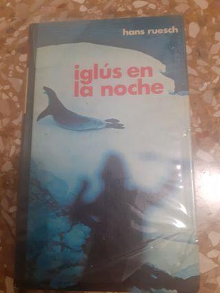 Novela Iglús en la Noche