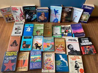 Libros/novelas