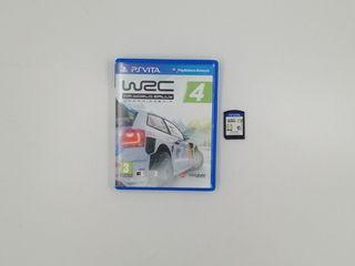 WRC WORLD RALLY 4 PS VITA