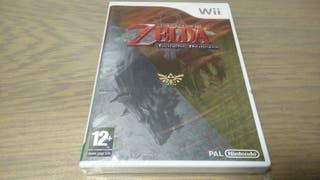 Juego Nintendo Wii - Zelda - Twilight Princess