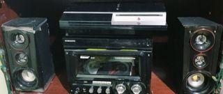 Altavoces con Radio