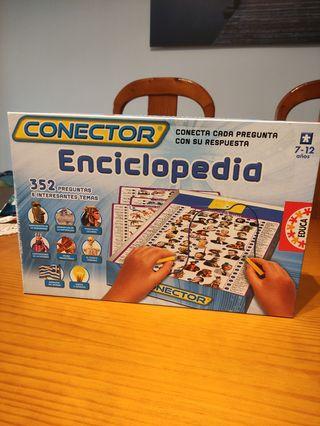 Juego para niños enciclopedia
