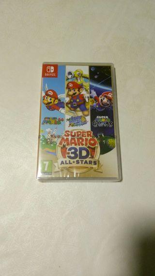 Super Mario 3D All Stars, Nintendo Switch.