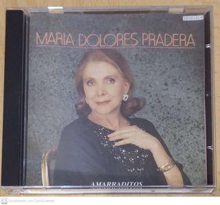MARIA DOLORES PRADERA (AMARRADITOS) CD 1991