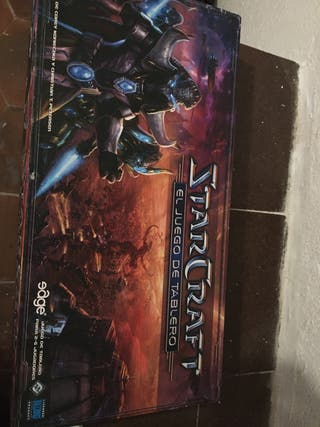 Starcraft juego de mesa