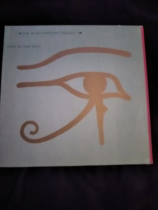Alan Parsons proyect- Eye un the sky