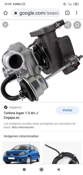 turbo 1.5 dci ano 2005