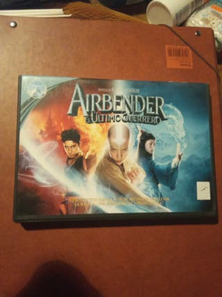 DVD pelicula Airbender