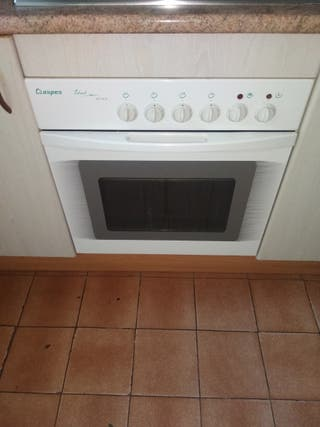 Horno Aspes ideal eléctrico con placa de gas. Reco