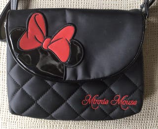 Bolso Minnie Mouse.