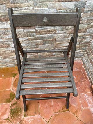 Mesas y sillas plegables ikea