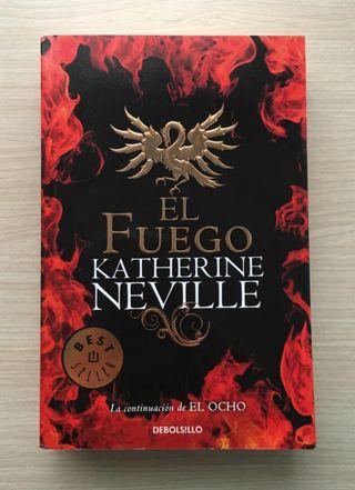 "Novela de bolsillo ""El fuego"""
