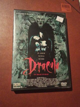 DVD pelicula Dracula