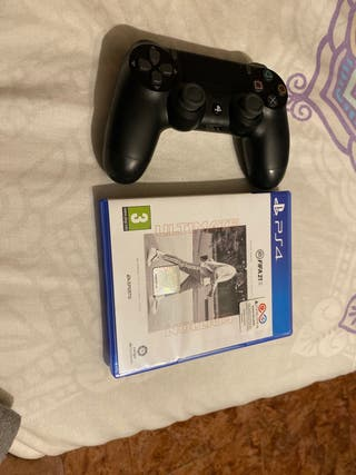 Pack mando ps4 + FIFA 21