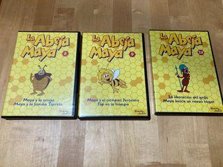 DVD lote Abeja Maya