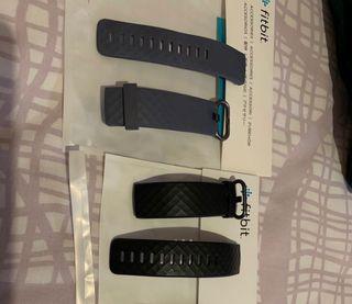 Correas originales Fitbit Charge 3 y 4