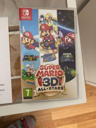 Super mario 3d nintendo switch