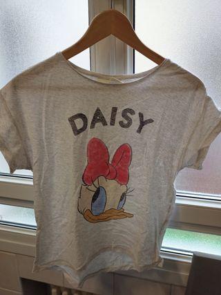 camiseta Daisy gris,