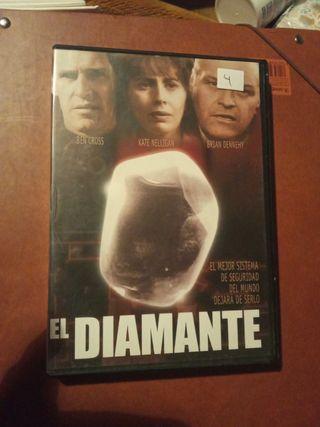 DVD pelicula El Diamante