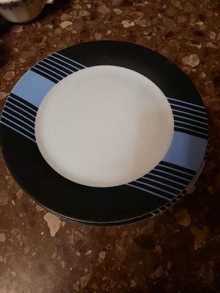 Lote 8 platos por 5€