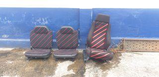 asientos suzuki vitara