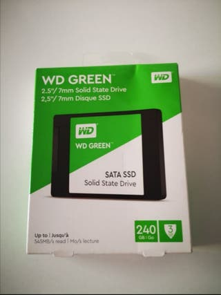 Disco duro SSD 240gigas