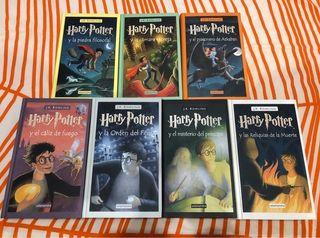 Colección libros de Harry Potter NUEVOS