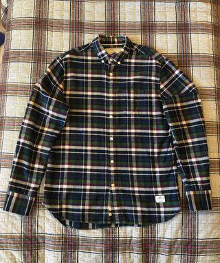 Camisa Penfield de franela a cuadros