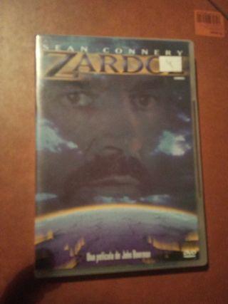 DVD pelicula Zardoz