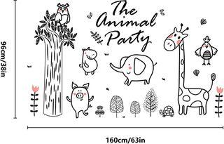 Vinilo animales