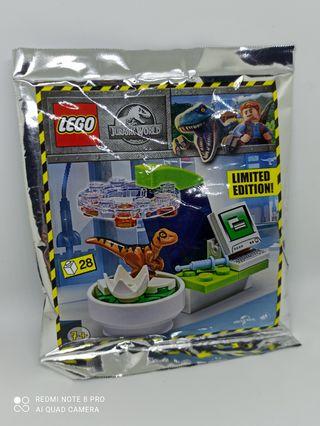 Lego Polybag Jurassic World