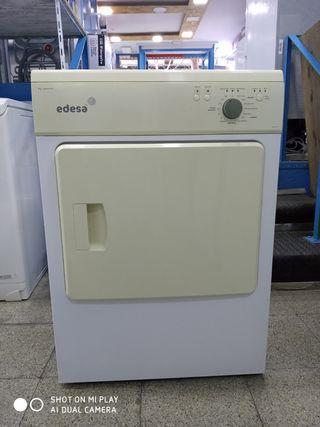 secadora edesa con tubo