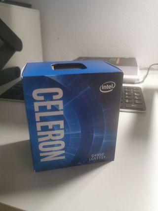Procesador Intel Celeron G4950