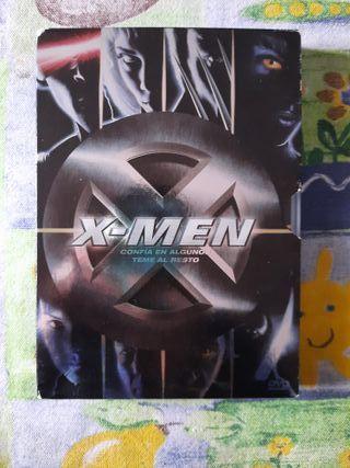 Película DVD X-MEN
