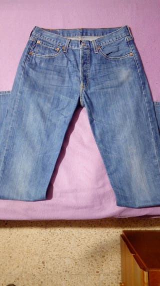 Pantalones Levi'S Strauss 501 W32 L34