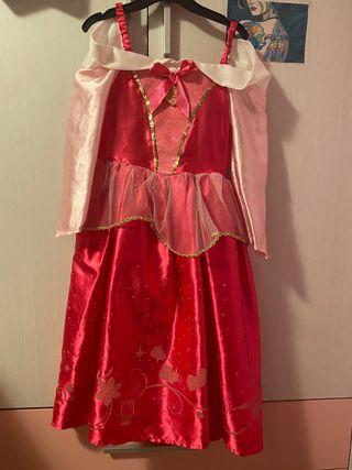 Disfraz Princesa Disney bella durmiente