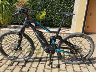 Bicicleta para montaña con motor