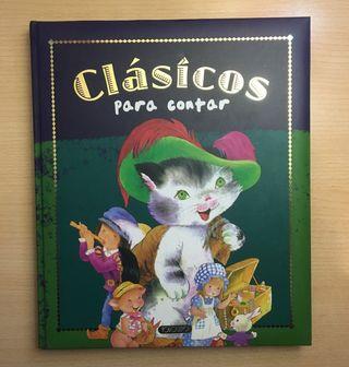 Clásicos para contar libro infantil