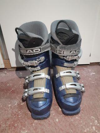 Botas esqui head edge 7.0