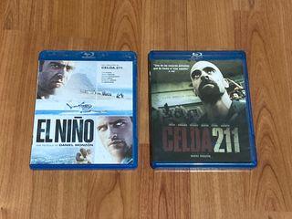 Blu-Ray lote CINE ESPAÑOL