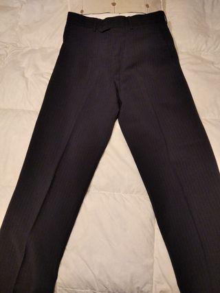 Pantalón de traje Cortefiel