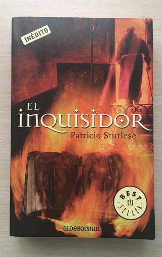 """Novela de bolsillo """"El inquisidor"""""""