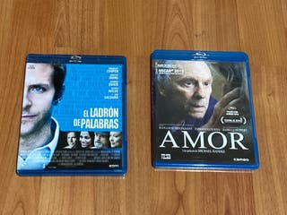 Blu-Ray lote Domingo